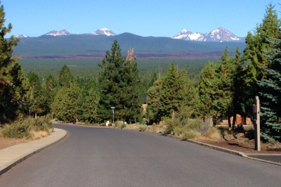 Awbrey Butte Bend Oregon homes