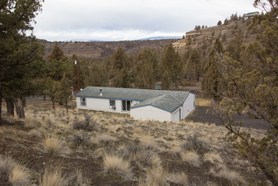 home near Deschutes river in Crooked River Ranch