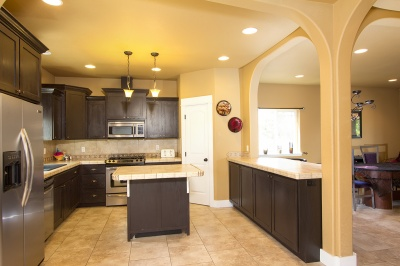 Kitchen of Bend home for sale