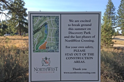 Northwest Crossing Discovery Park Bend