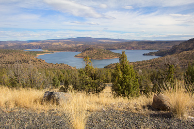 Prineville Reservoir view property