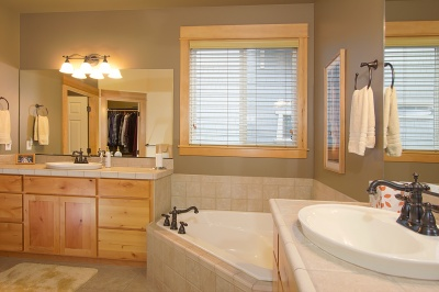 Master Bathroom Bend Oregon