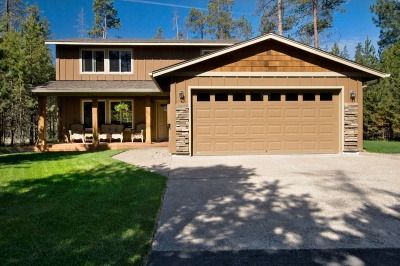 Home for sale just south of Sunriver, near the Deschutes river
