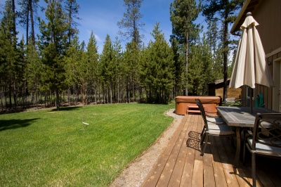 Home near Sunriver and Deschutes river